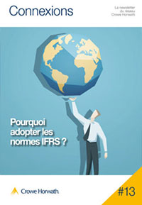 Pourquoi adopter les normes IFRS ?